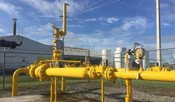 Natural Gas Pipeline Systems Financing