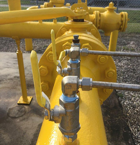 Natural Gas Pipeline Full Service Engineering & Operations