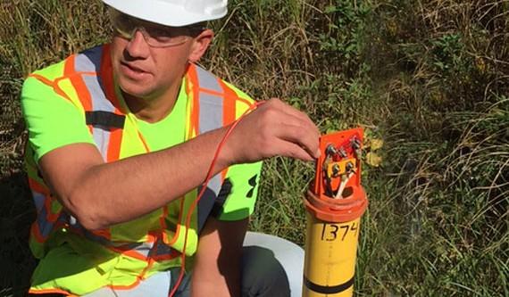 Natural Gas Pipeline Development
