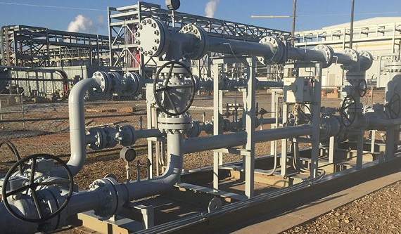 Natural Gas Pipeline Clients